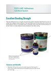 Flex-Lag Adhesives - Cold Bond System -  Brochure