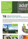 TB - Animal Carcass Waste Incinerator Brochure