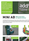Mini AB - Animal Waste Incinerators Brochure