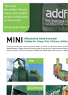 Addfield Mini Animal Carcass Incinerator (350kg) - Full Specification Sheet