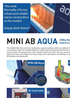 Addfield Mini AB Aqua Aquaculture Waste Incinerator(250Kg) - Full Specification Sheet