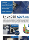 Addfield Thunder 500 Aquaculture Waste Incinerator(500Kg) - Full Specification Sheet