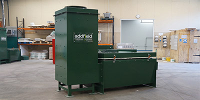 Addfield - Model Mini - Animal Carcass Incinerator - 350kg