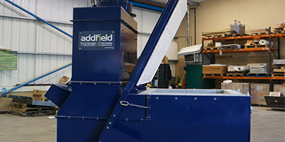 Addfield - Model Thunder Aqua 1000 - Aquaculture Incinerator - 1000kg