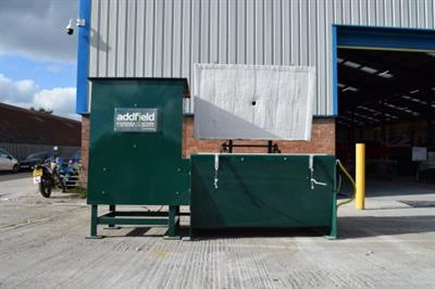 Addfield - Model Mini - Animal Carcass Incinerator (350kg)