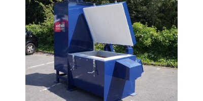 Addfield - Model Mini AB Aqua - Aquaculture Waste Incinerator (250Kg)