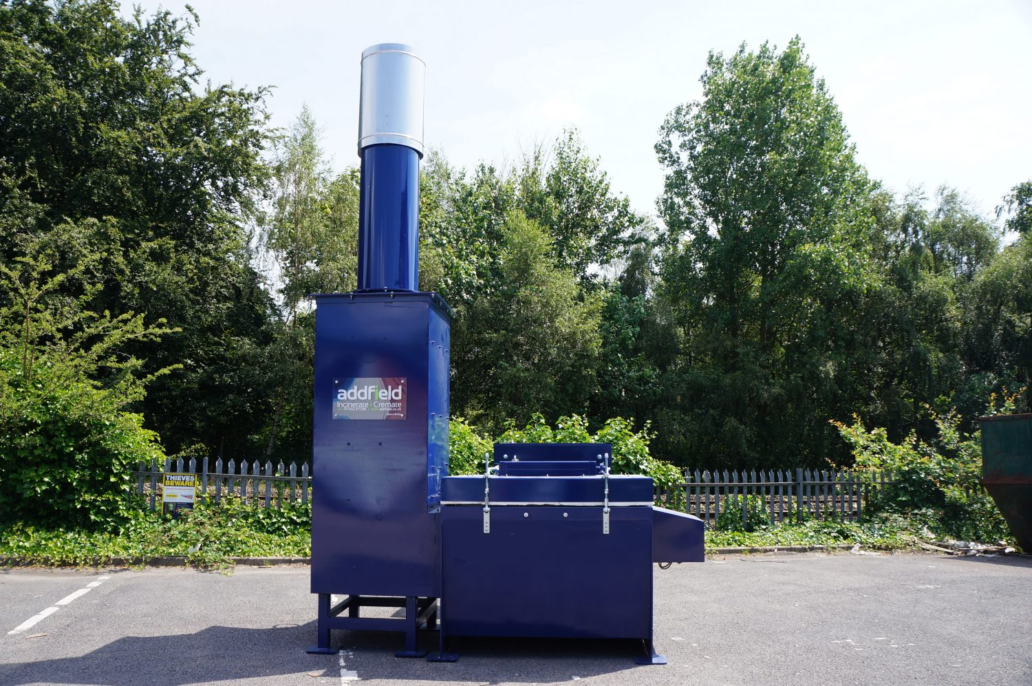 Aquaculture Waste Incinerator (250Kg)-1