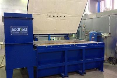 Addfield - Model TB-AB Aqua - Large Fish Incinerator (2000Kg)