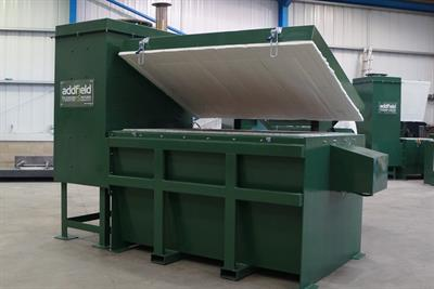 Addfield - Model SB - Animal Waste Incinerator (750Kg)