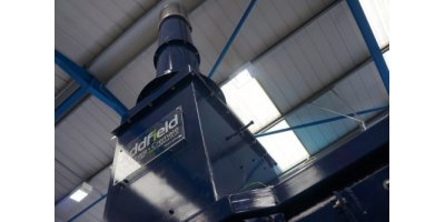 Addfield - Model Thunder 500 - Aquaculture Waste Incinerator (500Kg)