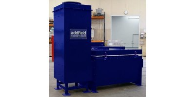 Addfield - Model Mini Aqua - Aquaculture Waste Incinerator (350Kg)