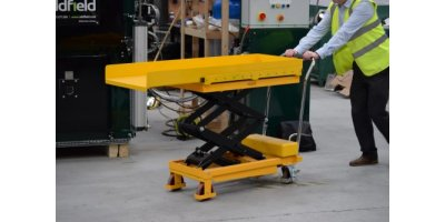 Addfield - Hydraulic Lift Table Pet Cremators(150Kg)