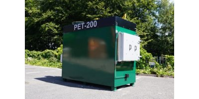 Addfield - Model Pet 200 - Pet Cremator (8-11 Pets/Day)
