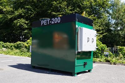 Addfield - Model PET200 - Pet Cremator (8-11 Pets/Day)