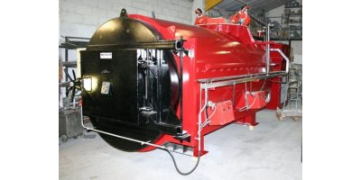 Addfield - Model AP400 – A400 - Incineration Machine for Animal-by-Product Disposal(400Kg)