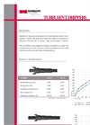 Turbulent Drippers- Brochure
