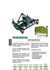 Model MR - Finishing Mower Brochure