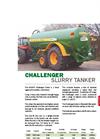 Challenger - Slurry Tanker Brochure