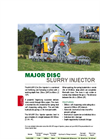 Model MJDI-5200 - Disc Injector Brochure