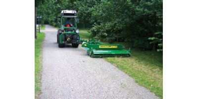 SWIFT  - Model OSM - Offset Roller Mower