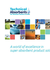 Corporate Brochure - A World of Excellence in Super Absorbent Product Solutions Brochure