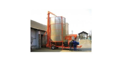Ryetec Agrex - Model PRT - Mobile Grain Driers