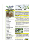 ecoAgra - Model eA300 - Biopreferred Colloidal Micelle Technology Brochure
