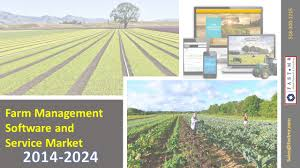 Farm Management Software and Service Market Trend Evaluation & Future Forecast during the Period 2014-2024