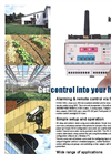 SCOM-100 - GSM Controller For Alarming And Remote Control Brochure