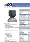 CSI - Model Signature Series 2 - Control Valve - Cut Sheet