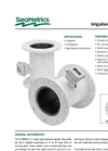 Model AG2000 - Irrigation Magmeter Brochure