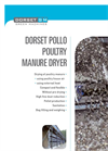 Pollo Poultry Manure Dryer Brochure