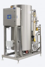 nephro SAFE - Central Heat Disinfection System