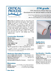 Electronical and Chemical Filters Brochure