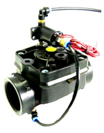Idromembrana - Model VHF IP-EL - Electro-Hydraulic Valve