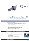 Inner Diameter Saw TS207- Brochure