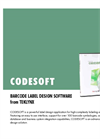 TEKLYNX - Version CODESOFT - Brochure