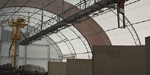 Fertilizer Fabric Buildings - Ideal for Covered Storage