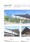 Solaire - Model 360 S - Single Incline Canopy Parking System Brochure