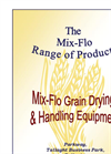 Mix-Flo Grain Drying and Handling Equipment Brochure