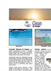 Circul8 - Aquatic Weeds & Algae - Datasheet