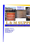 L & M Supply Company Products - Brochure