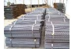 Metal for Standard Studded Silt Fence