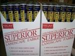 Superior Landscape Fabric Professional Display Packs