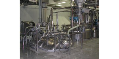 Batch Cooking Plants for Fruit & Vegetable Processing