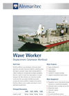 Wave Worker - Displacement Catamaran Workboat Datasheet