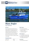 Wave Angler - Fast Catamaran Datasheet