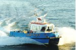 Top Cat - Model ALN 029 - Fast Fishing Boat