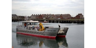 Shelagh Jane - Model ALN 135 - Aquaculture Workboat