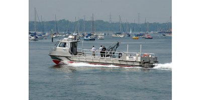 Orietta II - Model ALN 041 - Fish Farm Workboat